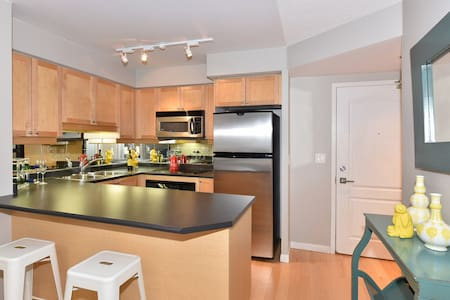 Wellington Square Luxury Condo in West Queen West - Toronto - Wohnung