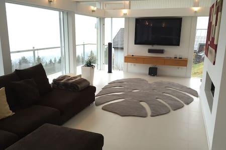 Zwei Etagen zum Entspannen - Apartmen