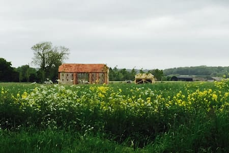 Beautiful barn conv. nr Chichester - West Sussex - House