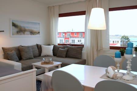 2 Zi.Komfort FeWo Jachthafenblick  004 - Fehmarn - Wohnung