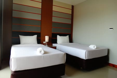 Daring Twin Room on Koh Phangan - Vila