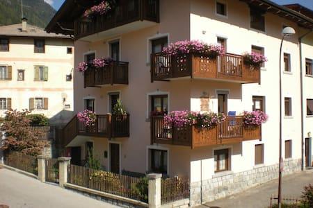 Luminoso appartamento vicino a Pinzolo - Pelugo - Apartment