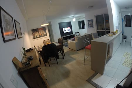 Home office apartment, two bedrooms - Daire