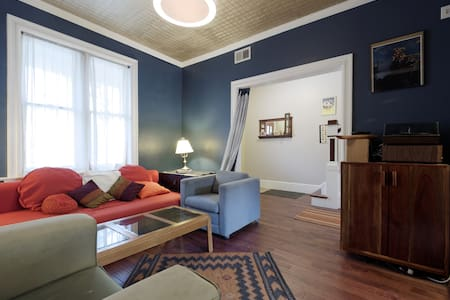 Library Suite for your DC stay