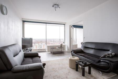 Appartement neuf avec une super vue - Roubaix