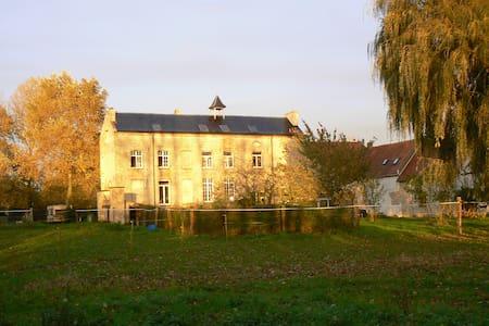 Studio Géranium - Looberghe - Slott