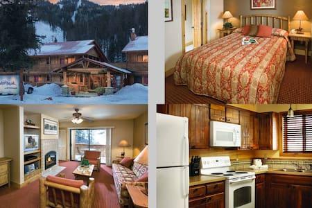 1 Bed Wyndham Red River, NM - Apartament