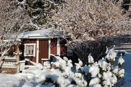 Lovely 1-room cottage - Asikkala