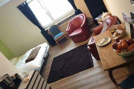 Studio,dobblezimmer StMoritzcentrum - Wohnung