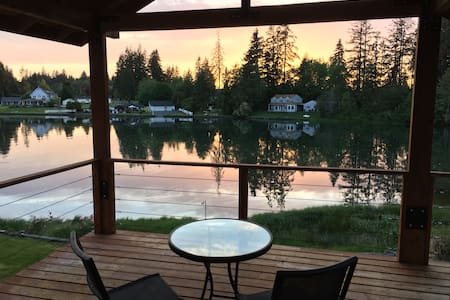 PNW Waterfront Living - Gig Harbor