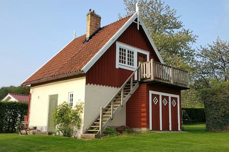 Charming cottage in Arild - House