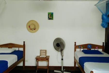 Hostal Malinche Room 2 - Lakás