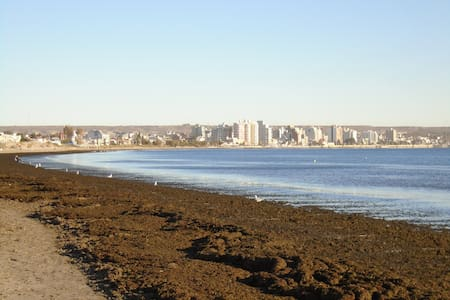 Small apartment near to the beach in Puerto Madryn - Wohnung