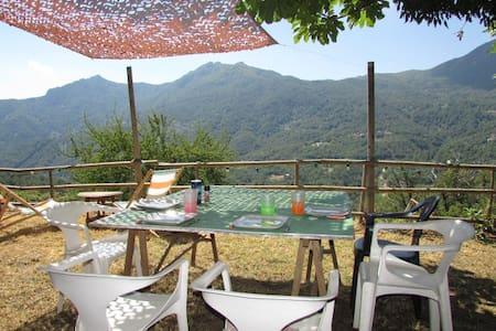 Maison de village avec très belle vue dégagée - Valle-d'Alesani - Haus