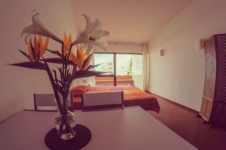 Renovated Studio with Sea View  in Luz - Apartment