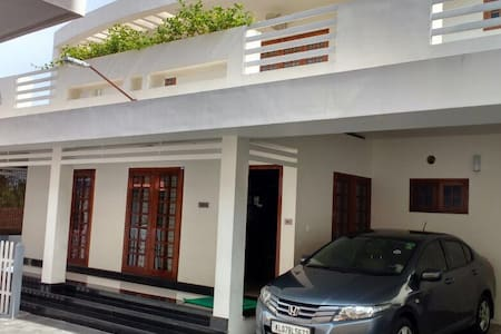 A home away from home in Trivandrum city - Dům