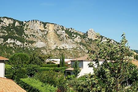 Chambre privée dans villa à 5mm centre Valence - Guilherand-Granges - Bed & Breakfast