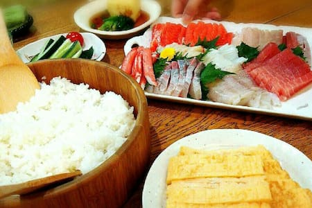 THE ONLY WEEKEND! Try Japanese home - Setagaya