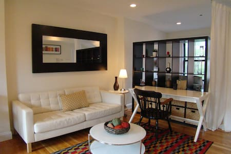 Charming and Bright South End Apt - Boston - Apartment