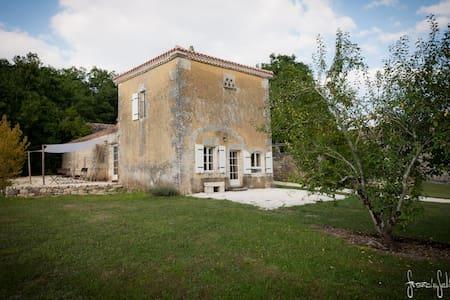 Logis de Bournet - Mouthiers-sur-Boëme