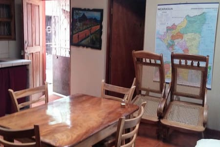 Private Guest House W/Patio - San Marcos - Pis