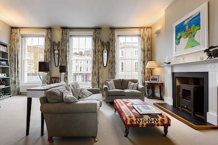5* Luxury 2BR home in Notting Hill - London
