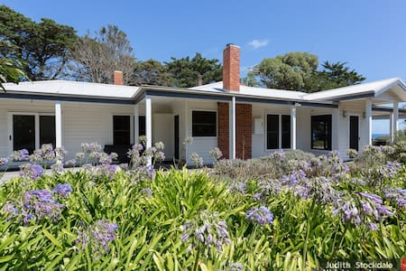 Luxury Homestead With Private Beach - Ventnor - House