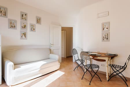 Cozy flat 5km from the see - Huvila