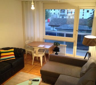 Perfect Location in Nyon, central and convenient - Apartament