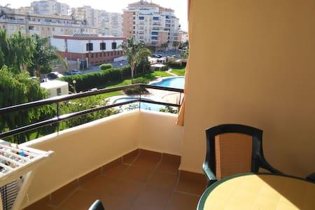 Gran residencial tranquilo en Algarrobo Costa - Algarrobo-Costa - Condomínio