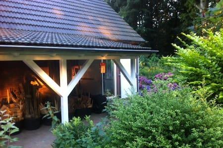 Comfortabele woning in het bos - Huis