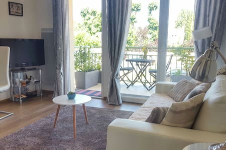 Magnifique appartement 2p moderne - Lägenhet