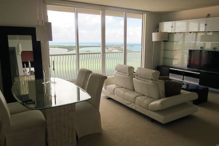 Lux 2BD Penthouse in Brickell Miami - Apartment