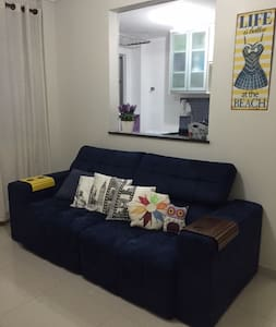 Cozy place in front of the beach - Santos - Apartment