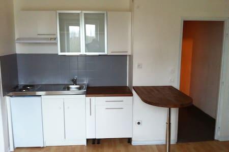 Beau F3 moderne meublé, refait à neuf - Delme - Appartement