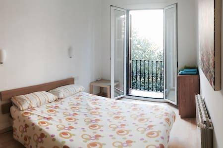 Habitación Doble en Barcelona Centro -2- - Apartament