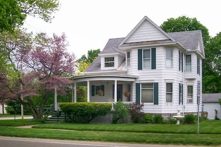 Charming Victorian, 10.5 Miles from Notre Dame - Niles - Hus