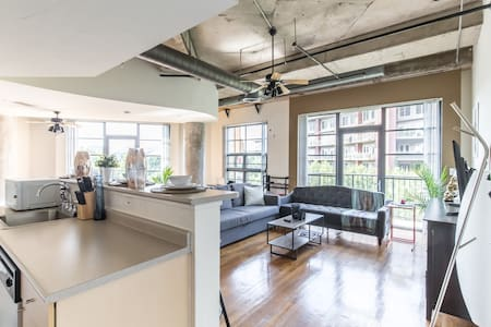 Luxury Artist Loft in Addison - Lakás
