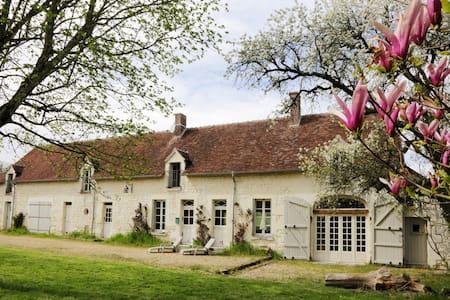 La ferme des Mardelles, Loire Valley - Villentrois - House