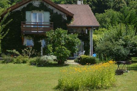 Belle maison dans  parc du vercors - Maison