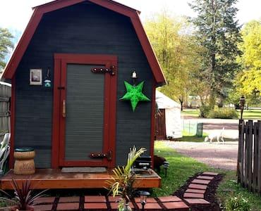 Montana Rustic Cabin - Troy - Cabaña
