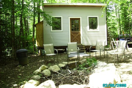 RKS Cabins on the trail (Camp Niagra) - Burke