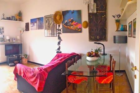 casa molto comoda e confortevole - Wohnung