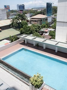 63 sqm 1-bedroom apartment @ Abreeza Residences - Davao City - Appartamento