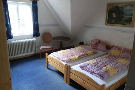 2 Persoons kamer in pension. - Winterberg - Bed & Breakfast