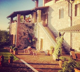 Gorgeous Villa, Stunning Views - San Terenziano