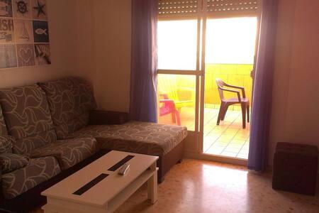 ÁTICO GRAN TERRAZA PLAYA DE BALERMA - Balerma - Apartamento