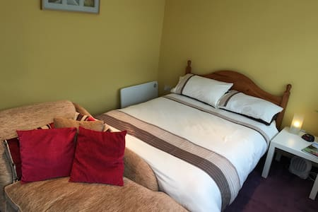 Chalet with en-suite and independent access - Bournemouth - Chalet