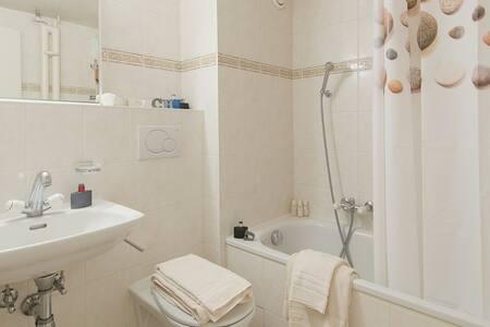 Spacious Champel Appartment - Geneva - Apartment
