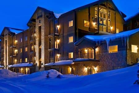 Luxurious Condo Home - Great Mountain Get-Away - Ortak mülk